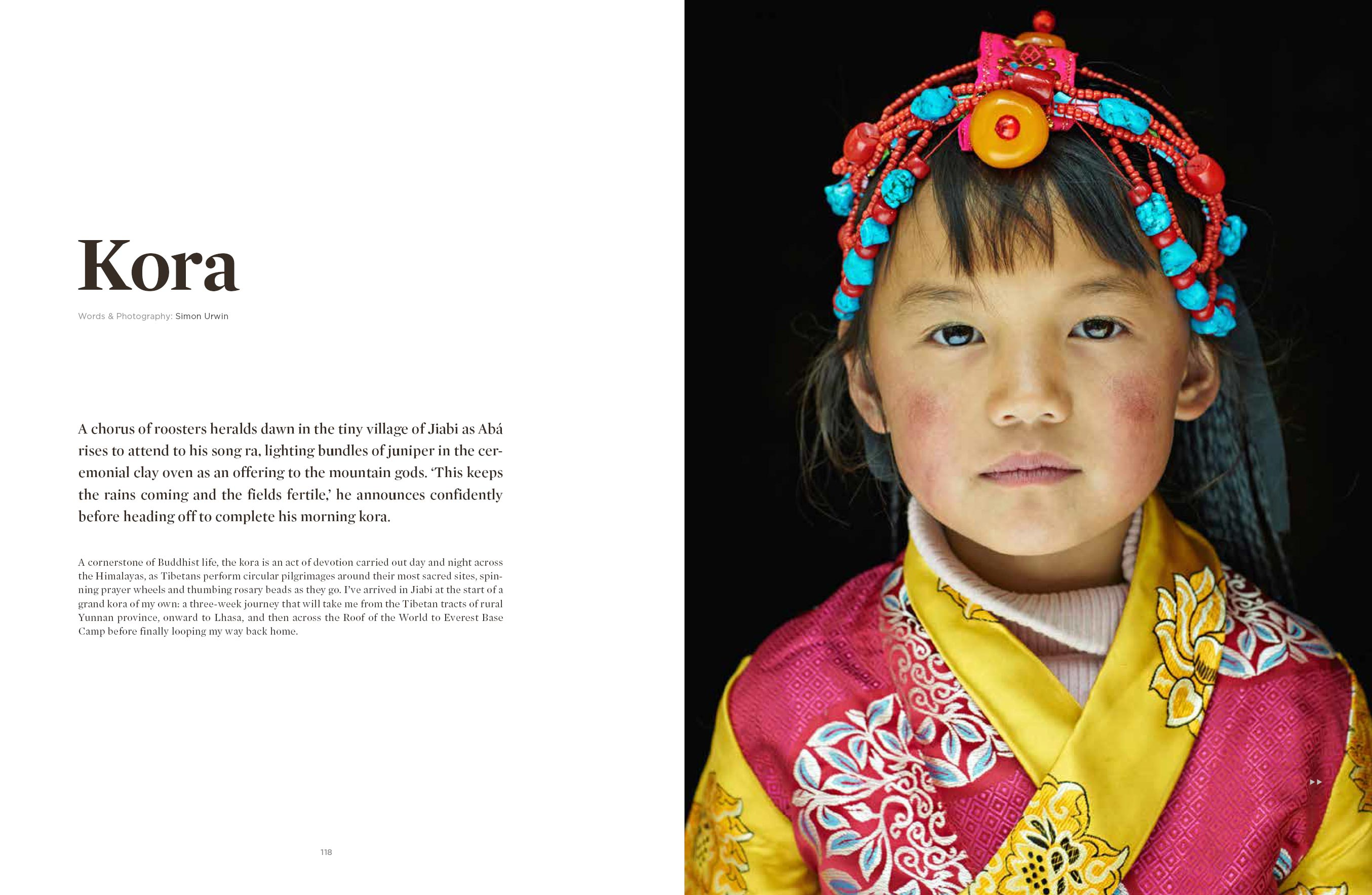 Tibet | Sidetracked Magazine | Simon Urwin | Published Articles & Photography