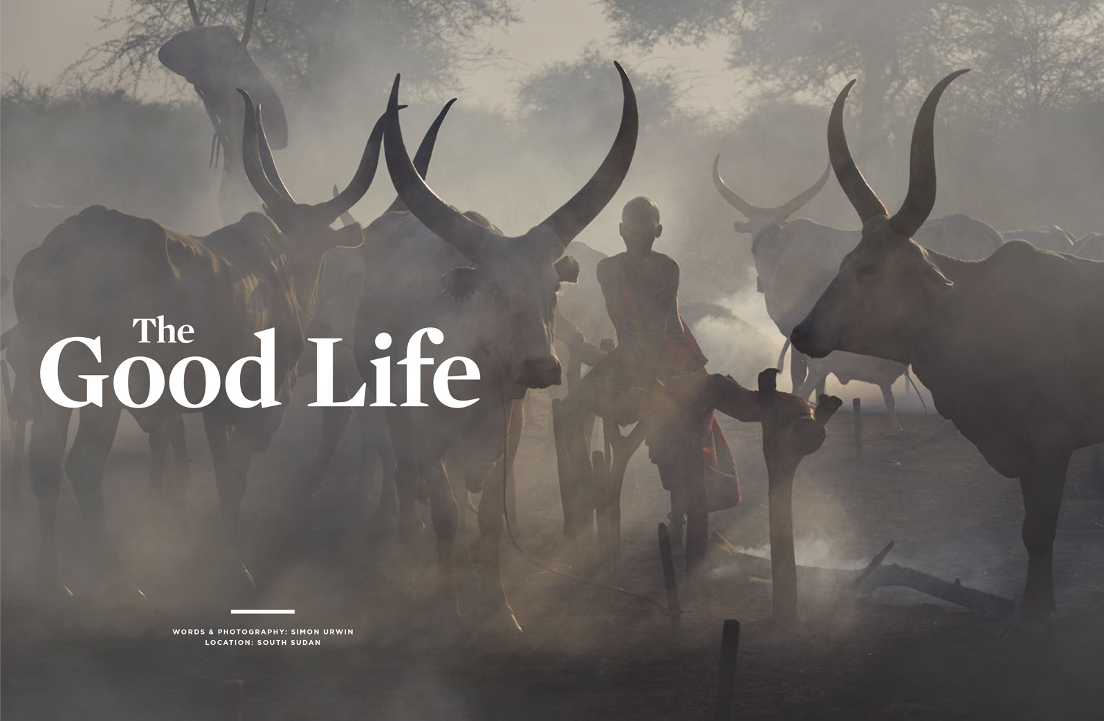 South Sudan | Sidetracked Magazine | Simon Urwin | Published Articles & Photography