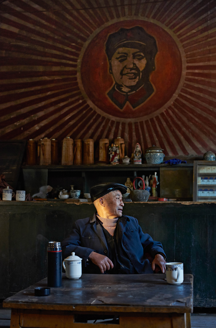 People Portraits Photography | Oldest Teahouse In China