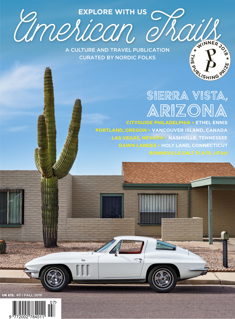 Arizona | Arizona, American Trails Magazine  | Simon Urwin | Published Articles & Photography